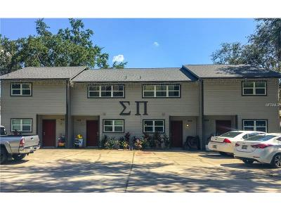 Orange County, Osceola County, Seminole County Multi Family Home For Sale: 12122 Darwin Drive