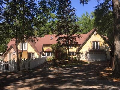 Lady Lake Single Family Home For Sale: 2501 Lake Griffin Road