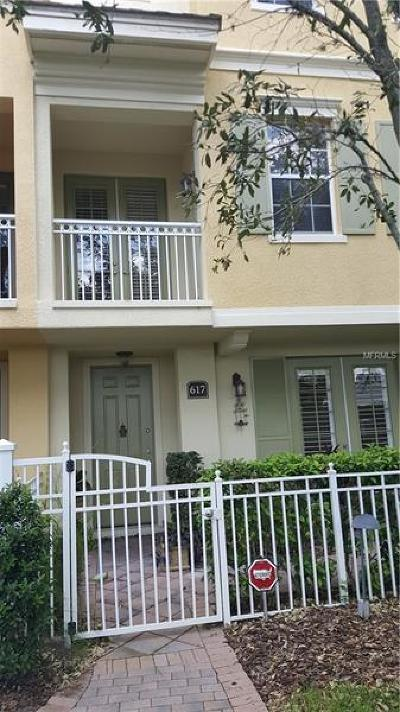 Lake Mary FL Townhouse For Sale: $335,000