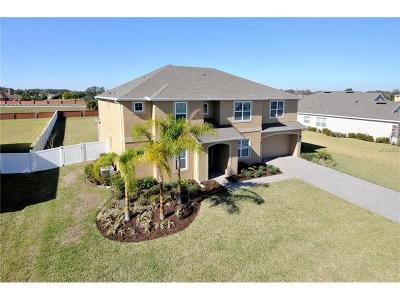 Orlando Single Family Home For Sale: 17431 Bella Nova Drive