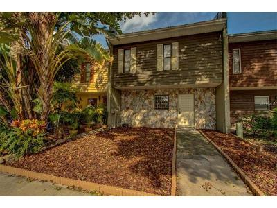 Tampa Townhouse For Sale: 717 N Himes Avenue