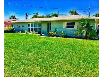 Largo Single Family Home For Sale: 1668 Harbor Circle W