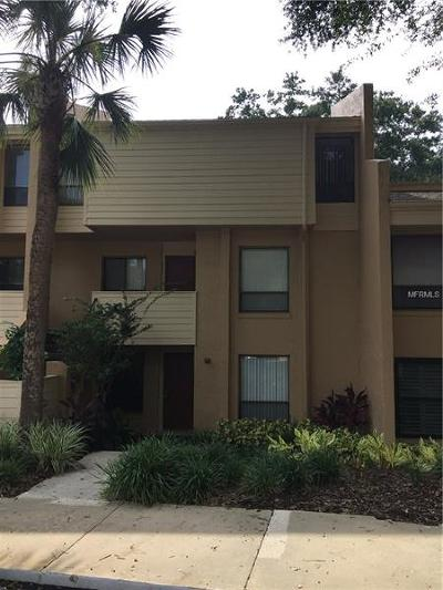Altamonte Springs Condo For Sale: 520 Cranes Way #105