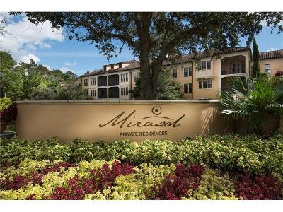 Celebration Condo For Sale: 513 Mirasol Circle #102