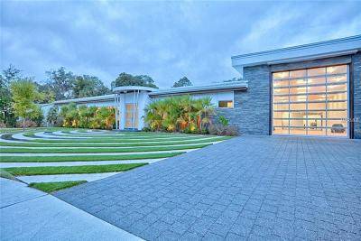 Winter Park FL Single Family Home For Sale: $2,995,000