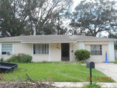 Altamonte Springs Single Family Home For Sale: 608 Veneer Drive
