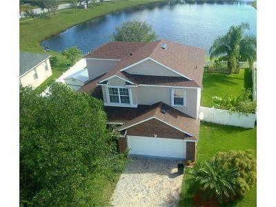 Kissimmee Single Family Home For Sale: 2703 Eagle Canyon Drive