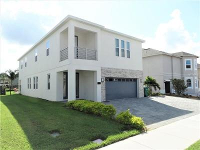 Kissimmee Single Family Home For Sale: 7703 Fairfax Drive