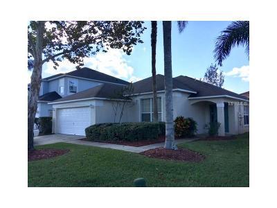 Kissimmee Single Family Home For Sale: 1023 Lake Berkley Drive