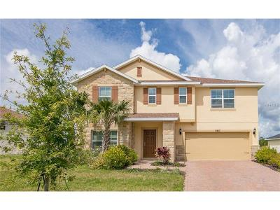 Kissimmee Single Family Home For Sale: 3857 Gulf Shore Circle