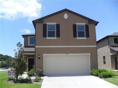 Riverview Single Family Home For Sale: 6327 Yellow Buckeye Drive #6327