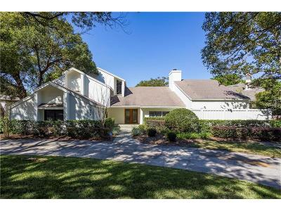 Winter Park FL Single Family Home For Sale: $1,225,000