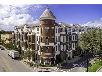 Winter Park Townhouse For Sale: 365 W Welbourne Avenue #106