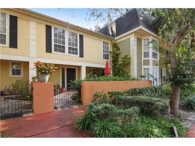 Orlando Townhouse For Sale: 3933 Dijon