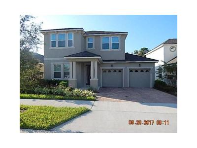 Ocoee Single Family Home For Sale: 1825 Vista Meadows Drive