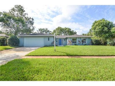 Winter Park Single Family Home For Sale: 2924 Sandwell Drive