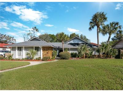 Apopka Single Family Home For Sale: 2239 Palm View Drive