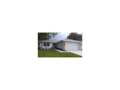 Sarasota Single Family Home For Sale: 3168 8th Street