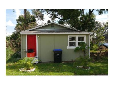 Orlando Single Family Home For Sale: 4713 Mooreland Street