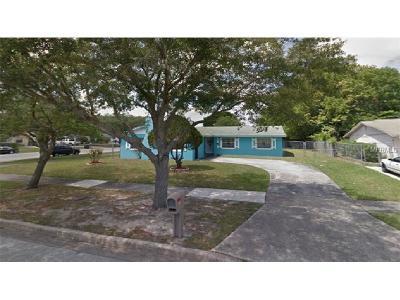 Orlando Single Family Home For Sale: 2872 Messina Avenue #3