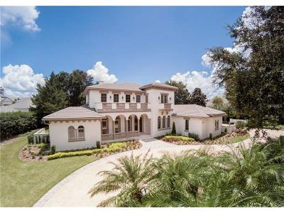 Lake Nona Single Family Home For Sale: 9542 Tavistock Road Road