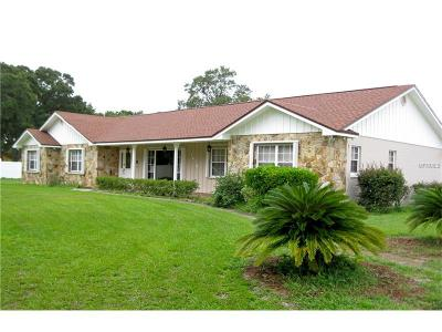 Orlando Single Family Home For Sale: 1616 S Chickasaw Trail