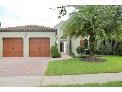Orlando Single Family Home For Sale: 7415 Pointe Venezia Drive