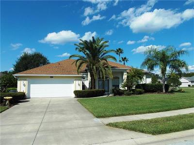 Debary Single Family Home For Sale: 460 Quail Hill Drive