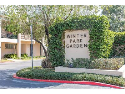 Winter Park Condo For Sale: 700 Melrose Avenue #G