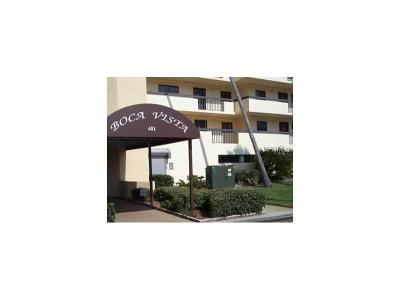 Madeira Beach Condo For Sale: 401 150th Avenue #216