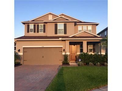 Sanford Single Family Home For Sale: 544 Bottlebrush Loop