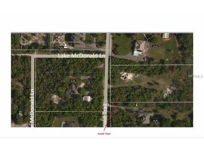 Deltona Residential Lots & Land For Sale: 1959 Lake McDonald Trail