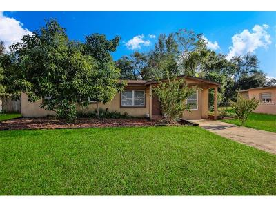 Apopka Single Family Home For Sale: 3618 Anna Drive