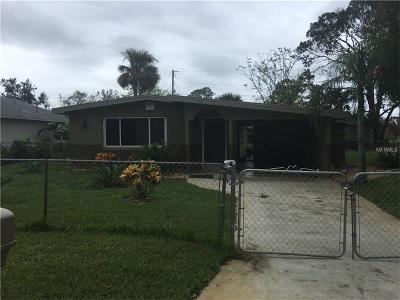 Daytona Single Family Home For Sale: 716 Fairmount Road