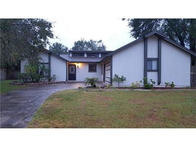 Apopka Single Family Home For Sale: 1009 Windsong Circle