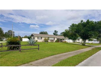 Debary Single Family Home For Sale: 14 Azalea Drive
