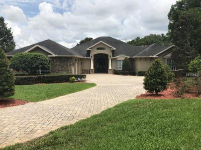 Single Family Home For Sale: 7442 Lake Marsha Drive