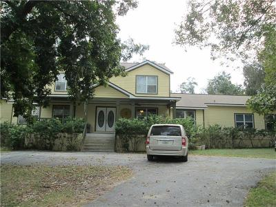 CLERMONT Single Family Home For Sale: 13625 N Jacks Lake Road