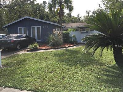 Longwood Single Family Home For Sale: 850 Longdale Avenue