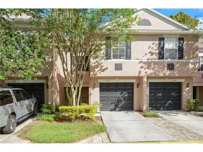 Oviedo Townhouse For Sale: 5110 Monticello Heights Lane