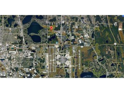 Orlando Residential Lots & Land For Sale: 4761 Judge Road