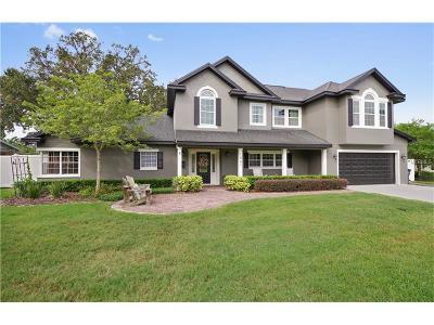 Winter Park Single Family Home For Sale: 1841 Shiloh Lane