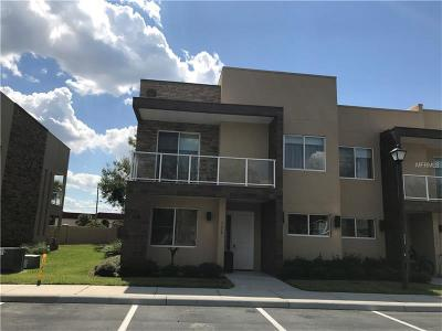Kissimmee Townhouse For Sale: 7672 Amazonas Street