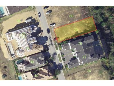 Residential Lots & Land For Sale: 524 Muirfield Loop