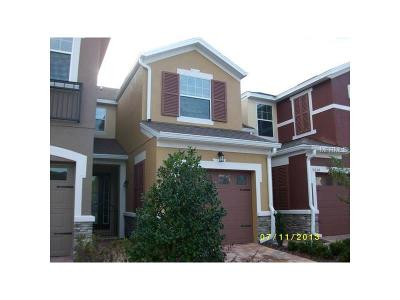Orlando Townhouse For Sale: 9662 Silver Buttonwood Street