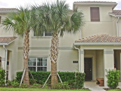 Kissimmee Townhouse For Sale: 3145 Pequod Place