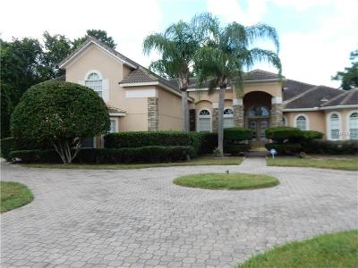 Winter Springs Single Family Home For Sale: 608 Viana Court