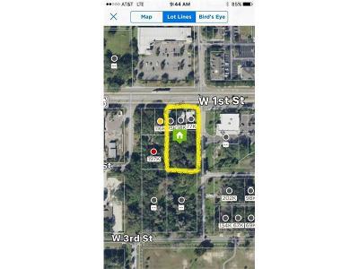 Sanford Single Family Home For Sale: 1405 W 1st Street W