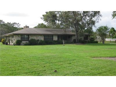 Orlando Single Family Home For Sale: 1438 S Chickasaw Trail