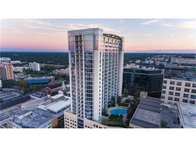 Orlando Condo For Sale: 155 S Court Avenue #2401